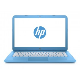 "PC Portable - HP Stream 14-ax007nf - 1NB27EA - 14"" - Intel Celeron N3060  - 4 Go RAM - eMMC 32 Go - Intel HD 400 - Win 10"