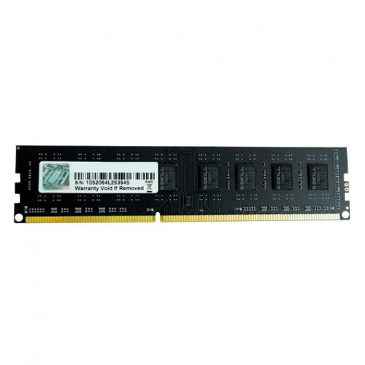 Mémoire G.Skill - NT Series 8 Go DDR3 1600 MHz CL11
