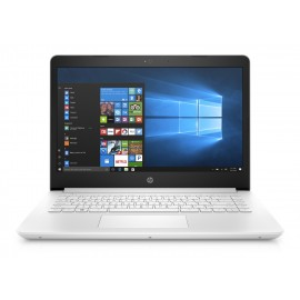 PC Portable HP 14-bp033nf - 3LG38EA - 14'' - Intel Core i5-7200U - 4 Go RAM - Intel HD 620  - 256Go SSD - Win 10