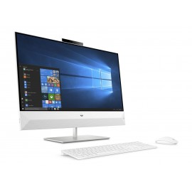 "PC Bureau HP Pavilion All-in-One 27-xa0032nf - 5GZ24EA - 27"" - Intel i7-8700T - 8 Go RAM - 2To HDD - GeForce MX130 2 Go - Win 10"
