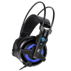 Casque Gamer Vibrant 7.1 - E-BLUE - EHS950BKAA-IU