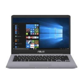 PC Portable ASUS VivoBook S401UA-BV810T - 14 pouces - Core i3-6006U - RAM 4Go - 128Go SSD - Intel HD 520 -  Windows 10