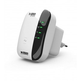Répéteur WIFI / Amplificateur et Point d'acces WIFI N300- Urban Factory - REP01UF