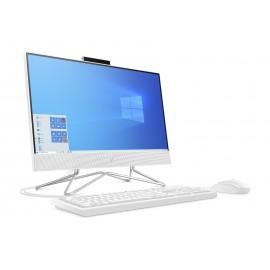 """PC Bureau HP All-in-One 22-df0010nf - 107Z9EA - 21.5"""" - AMD Athlon Silver 3050U - 4 Go RAM - 1 To HDD - AMD RX Vega 2 - Win 10"""