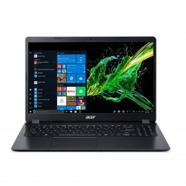 "PC Portable ACER Aspire 3 A315-56-534B - 15.6"" - Core i5-1035G1 - 1To et 128 Go SSD - 8Go RAM - Intel UHD - Win10"