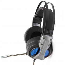 Casque Micro Pro Gamer - E-BLUE - EHS 971 - Pro Gaming 7.1