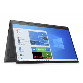 "PC Portable HP ENVY X360 - 15-eu0011nf - 3B0H8EA - 15.6"" - AMD Ryzen 5 5500U - 8Go RAM - 512Go SSD - Radeon RX Vega 7 - Win 10"