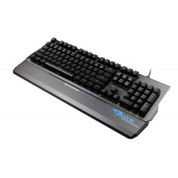 Clavier Mécanique Gamer - LED Rétro-éclairé -  Clavier Gaming avec Blue Switch - E-BLUE - EKM752 - AZERTY