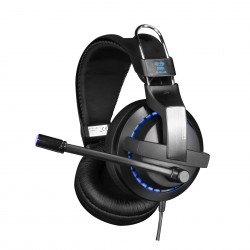 Casque Gamer - E-BLUE - Cobra X EHS951BKAA-IY
