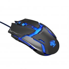 Souris Gamer pour Gaming 6D - E-BLUE - EMS602BKUS-IU - Auroza Type IM