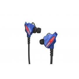 Ecouteurs sans fil intra-auriculaire Bluetooh 4.1 / NFC - Licence Officiel AVENGERS - E-BLUE -  EBT925BLAA-IB