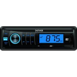 Autoradio 2 x 7 W - USB / MP3 / SDcard / AUX / FM - DENVER CAU-440