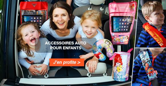 Accessoires Auto pour enfants