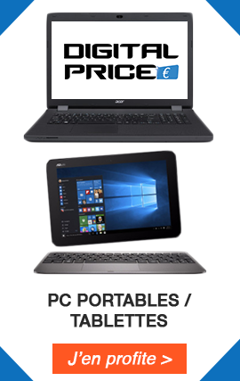 PC Portables Tablettes